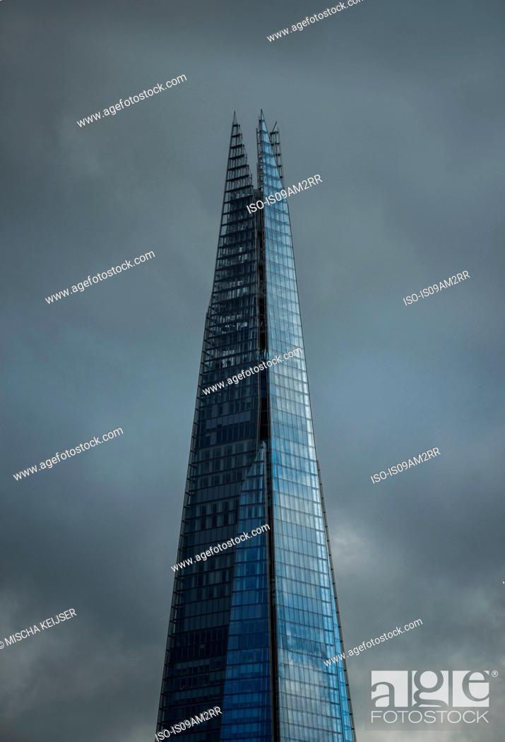 Stock Photo: The Shard, London, England, UK.
