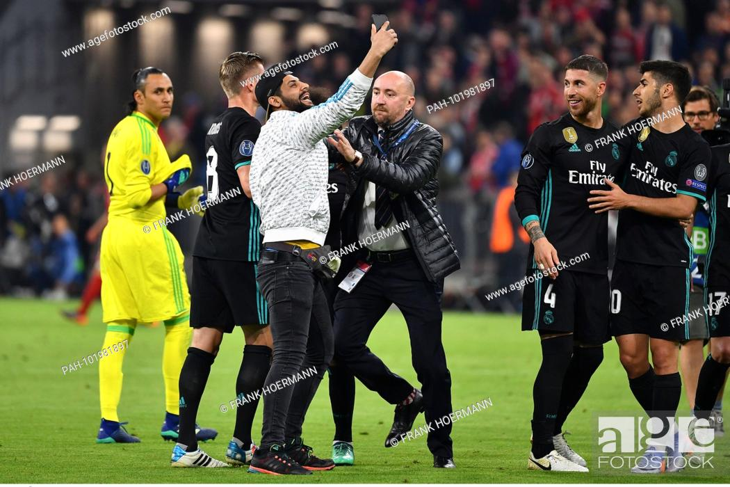 champions league finale flitzer