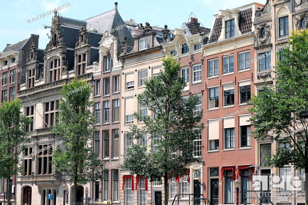 Stock Photo: amsterdam.