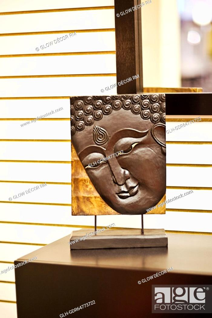 Photo de stock: Showpiece on a sideboard in a living room.