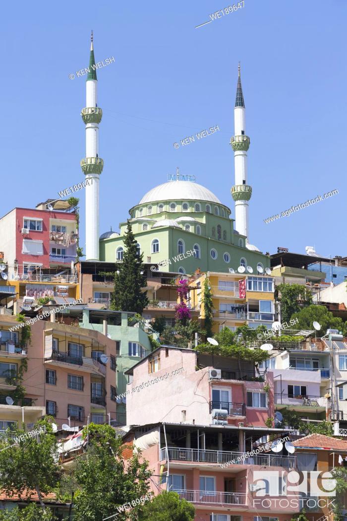 Imagen: Izmir, Izmir Province, Turkey. Mosque in Smyrna district.