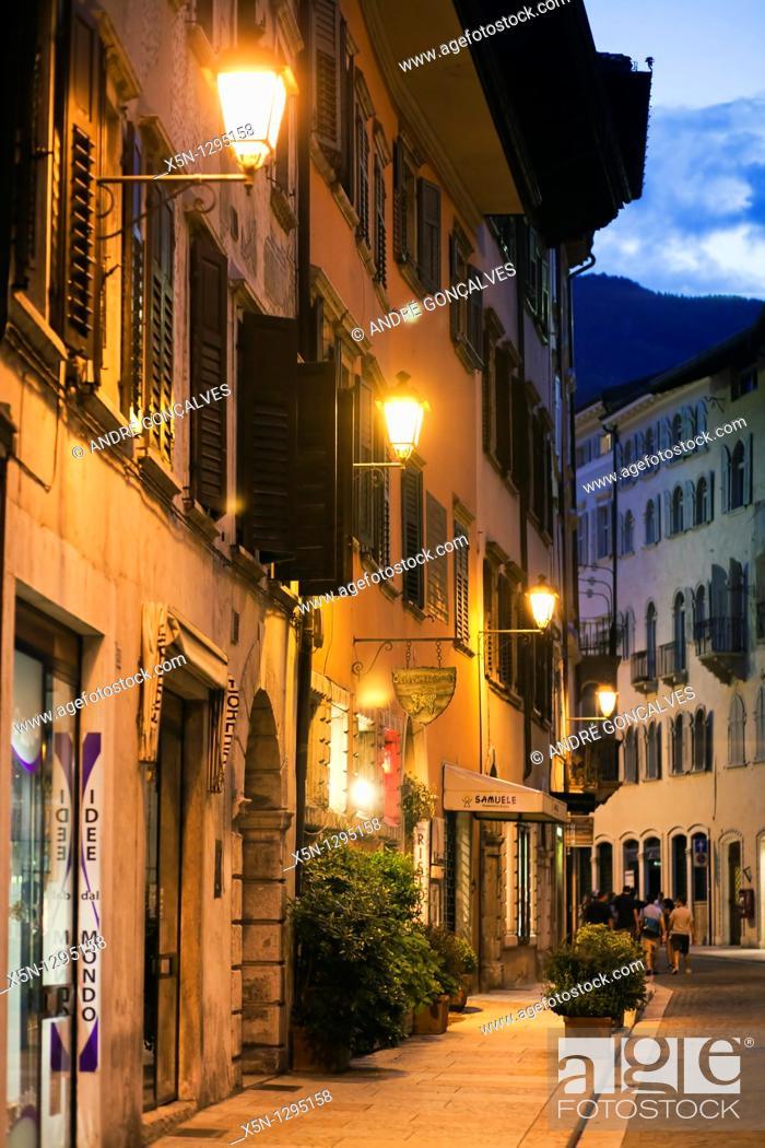 Stock Photo: Trento, Italy.