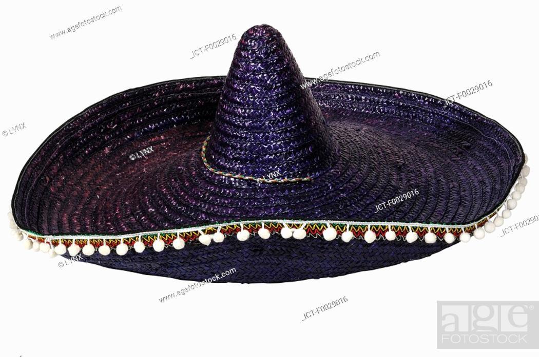 Stock Photo: World symbols: Sombrero Mexico.