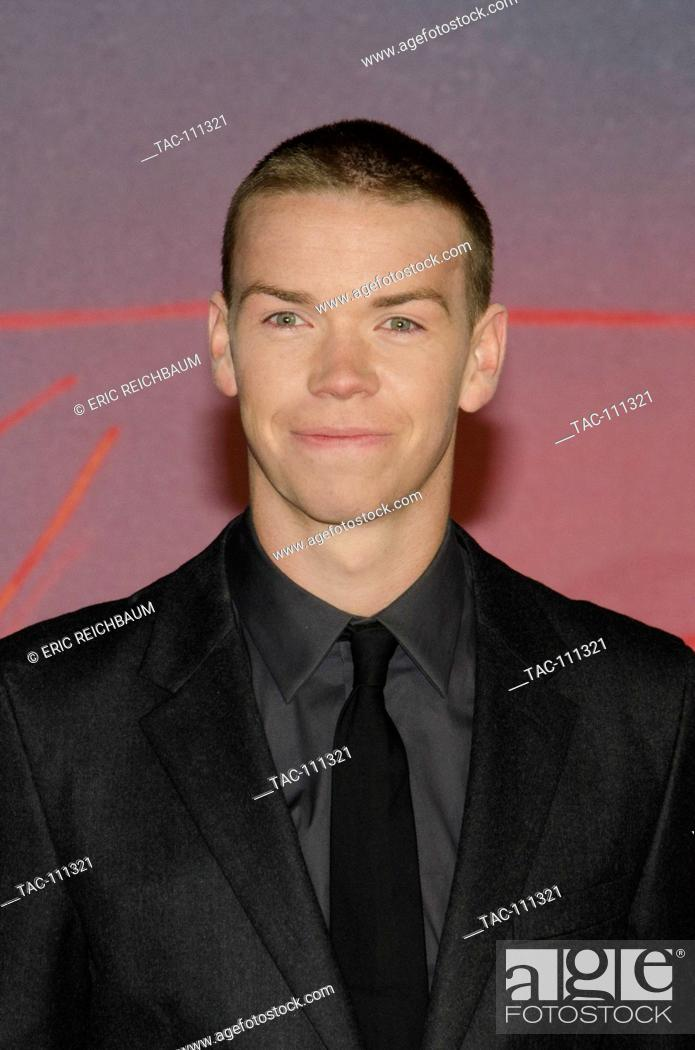 Stock Photo: Will Poulter in attendance at The Revenant Premiere at the Empire Leicester Square Theater on January 14, 2016 in London, England.