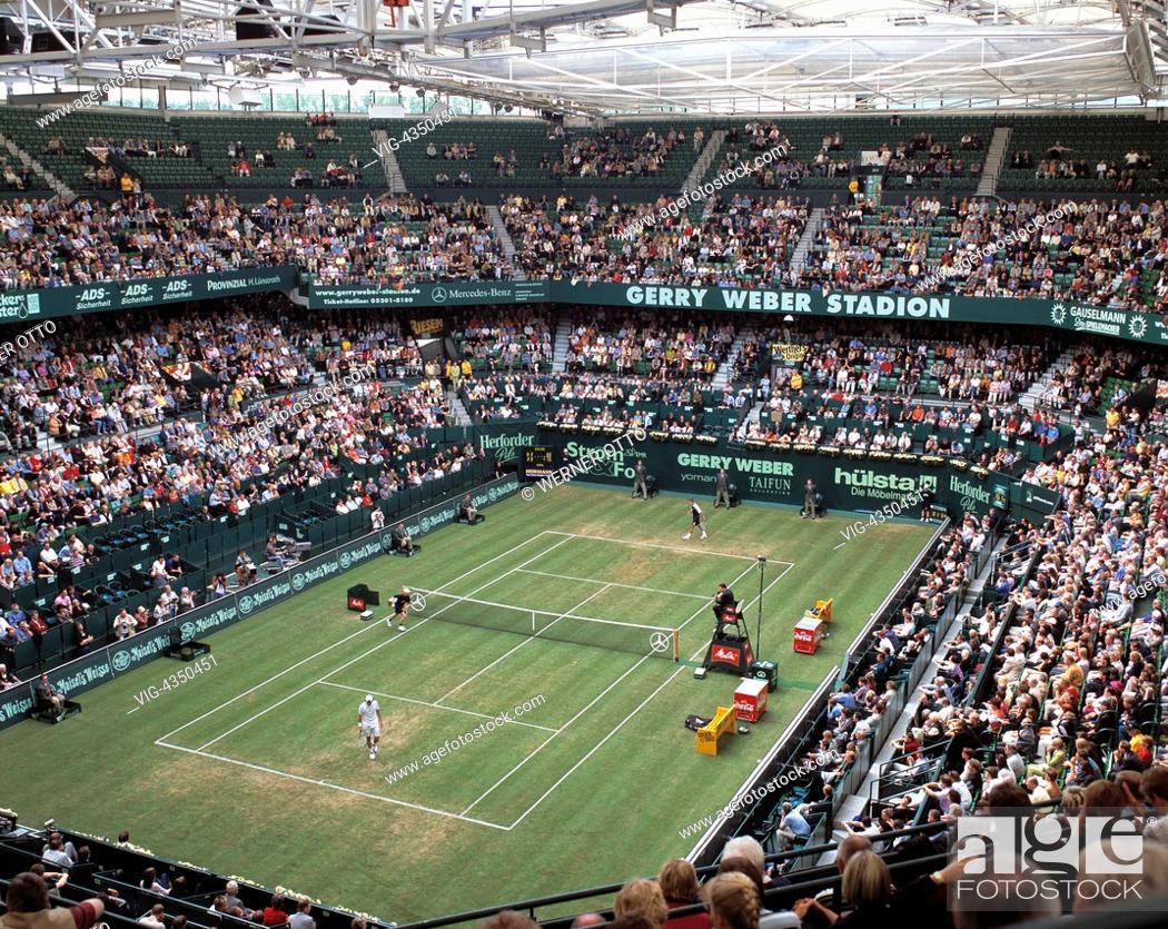 Tennis Halle Westfalen