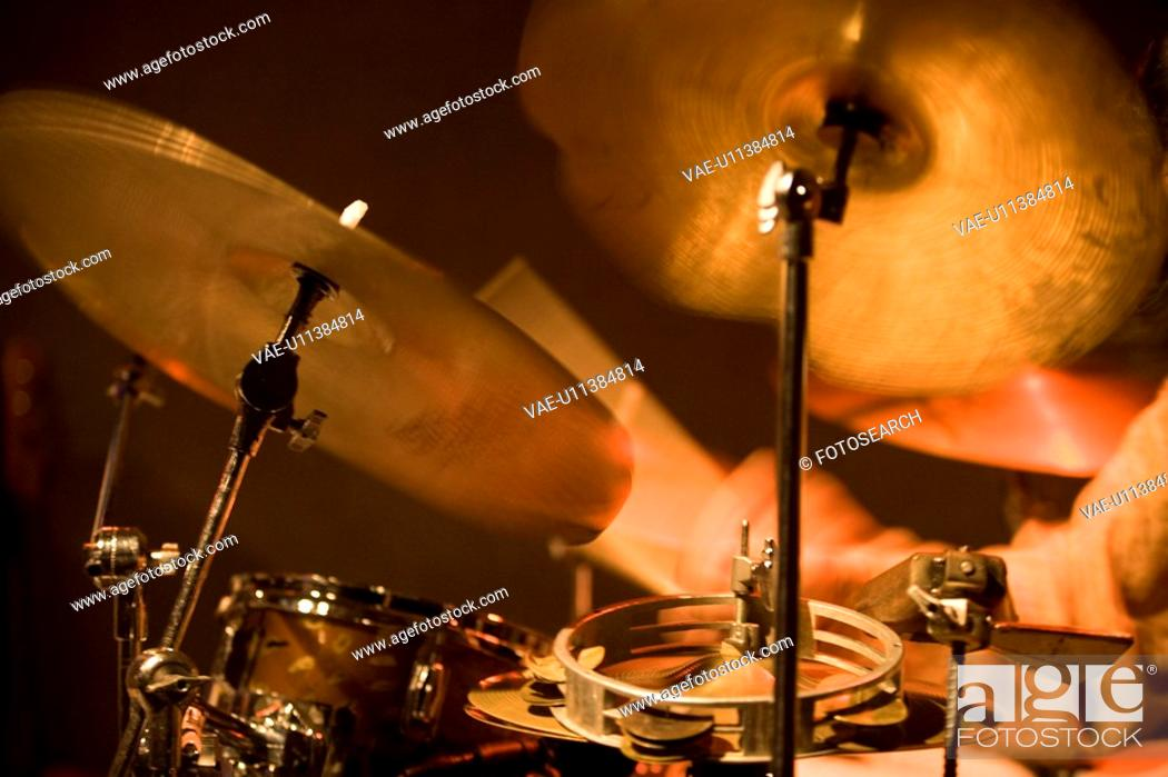 Stock Photo: Drum.