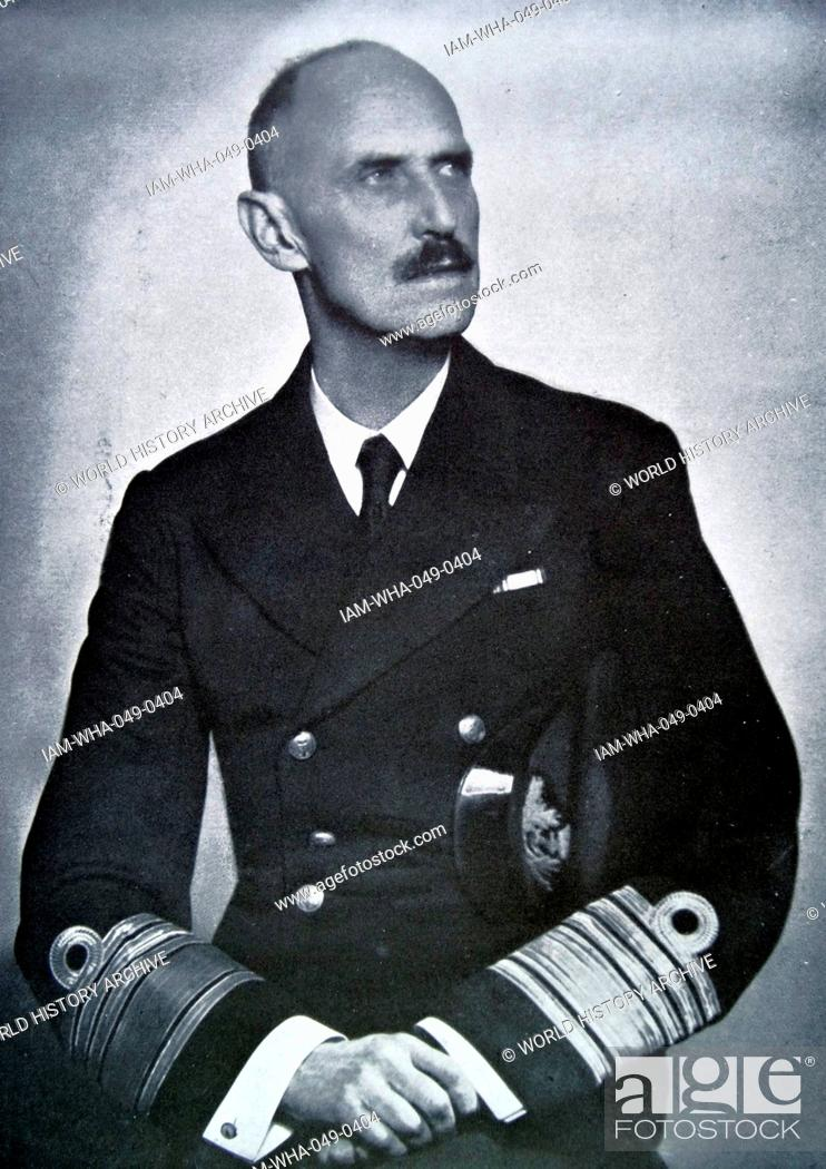 Stock Photo Haakon VII 1872 21 September 1957 First King Of Norway After