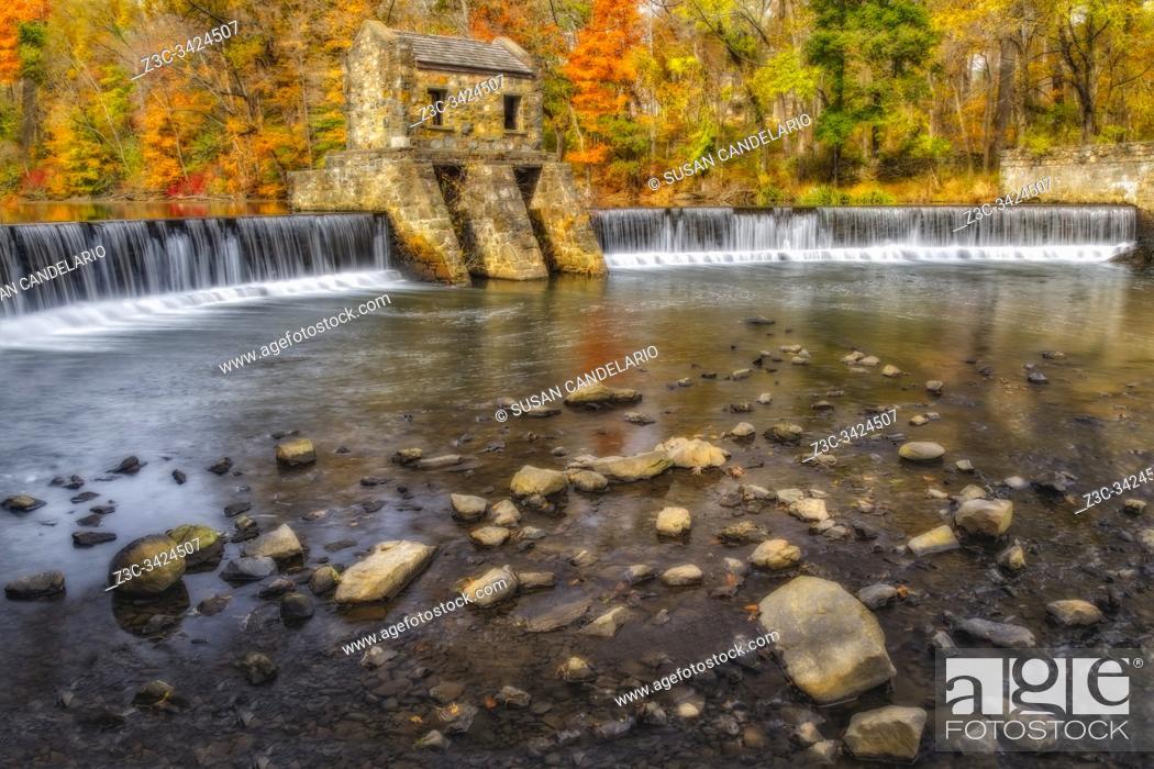 Imagen: Speedwell Dam And Waterfall.