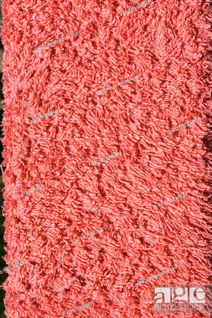 Stock Photo: Background, Carpet, Character, Close-Up, Clothing.