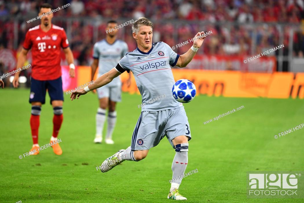 Bastian SCHWEINSTEIGER, Action with Ball  Farewell match