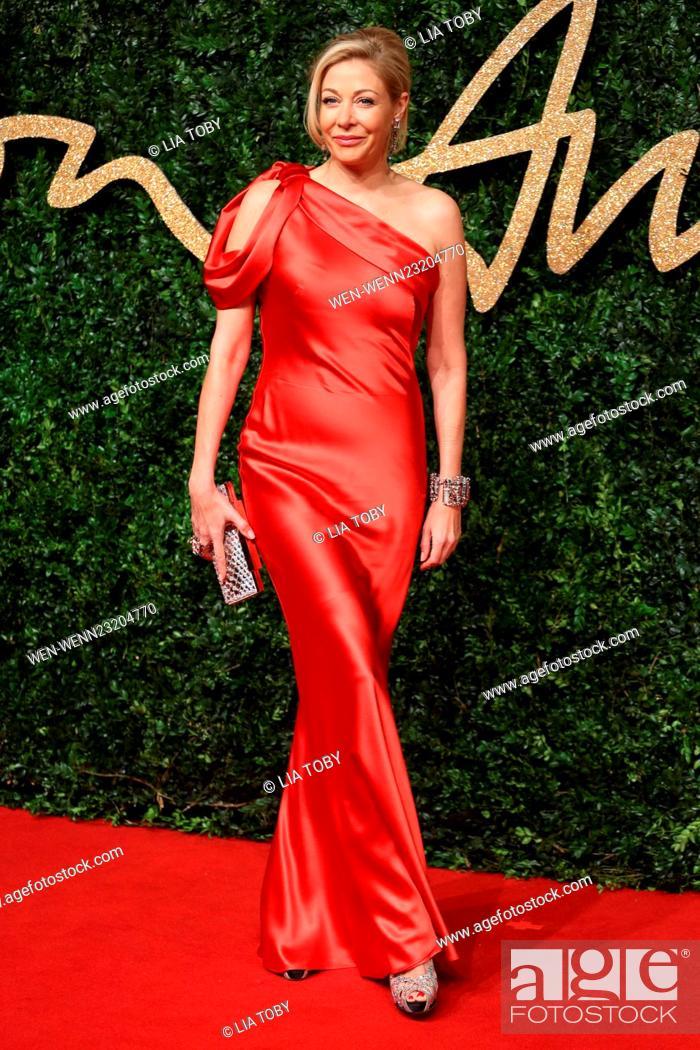 87818f3af Stock Photo - The British Fashion Awards 2015 - Arrivals Featuring: Nadja  Swarovski Where: London, United Kingdom When: 23 Nov 2015 Credit: Lia ...