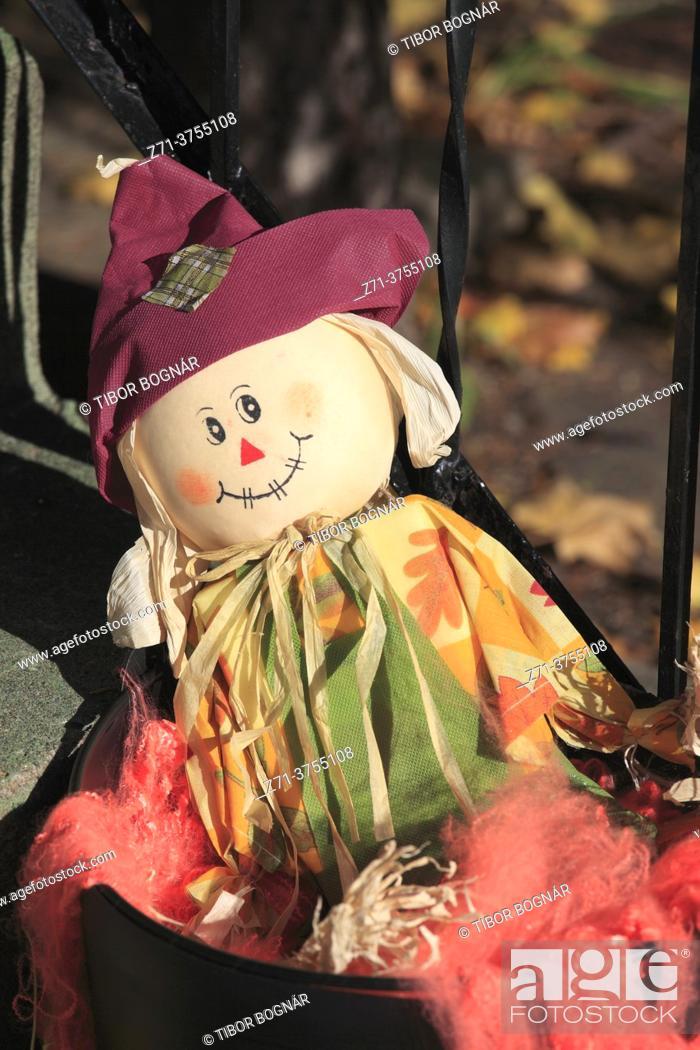 Stock Photo: Halloween, decoration, .