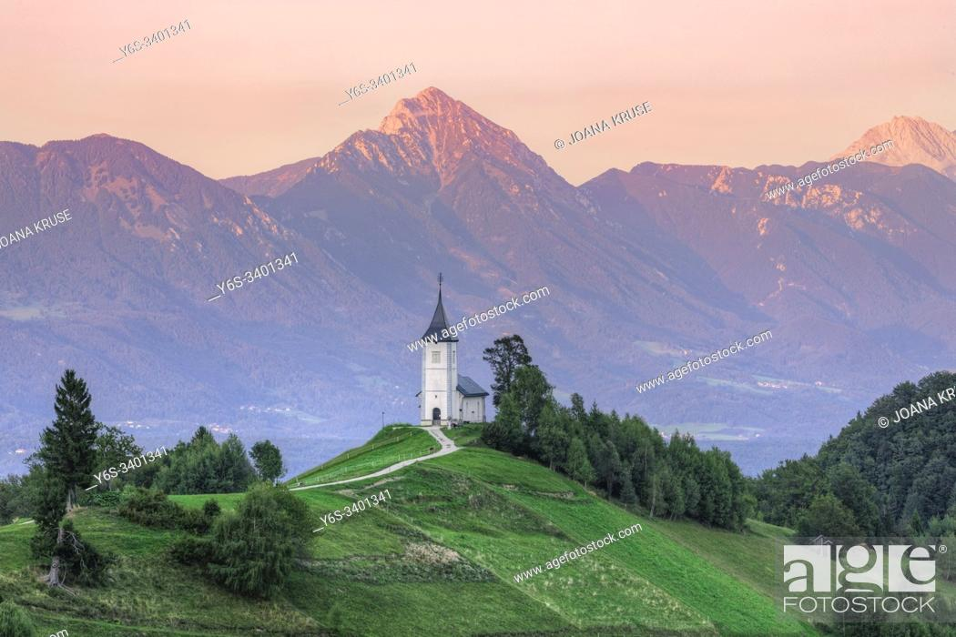 Stock Photo: Jamnik, Upper Carniola, Slovenia, Europe.
