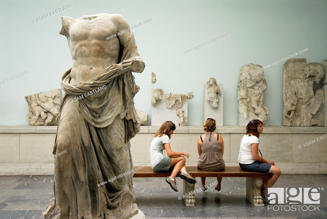 Stock Photo: Berlin. Germany. Pergamon Museum.