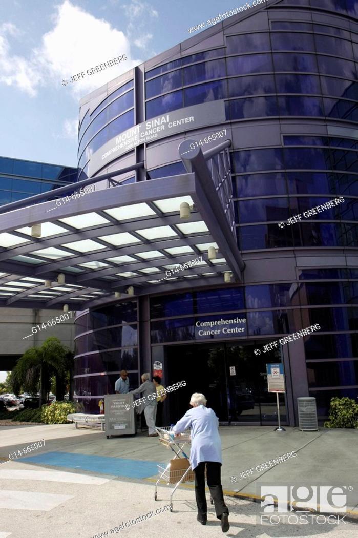 Florida, Miami Beach, Mount Sinai Medical Center, hospital