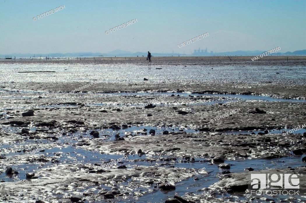 Stock Photo: sea, landscape, scenery, island, natural.