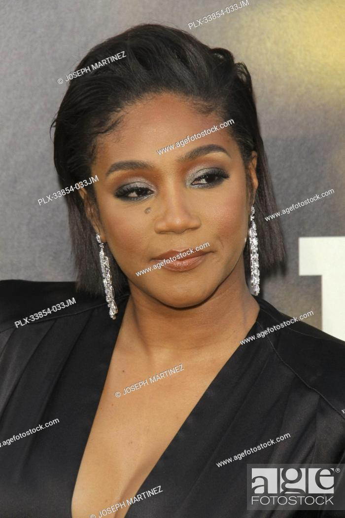 """Stock Photo: Tiffany Haddish at Warner Bros. Pictures' """"""""The Kitchen"""""""" Premiere held at the TCL Chinese Theatre, Los Angeles, CA, August 5, 2019."""