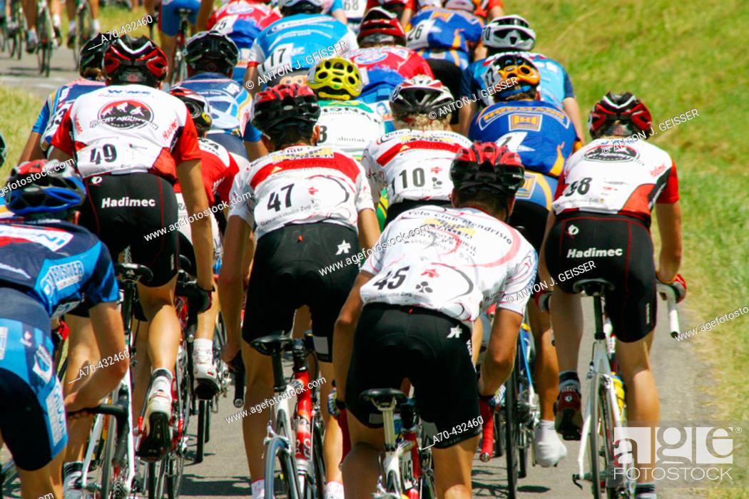 Stock Photo: Rad Schweizermeisterschaft 2005.
