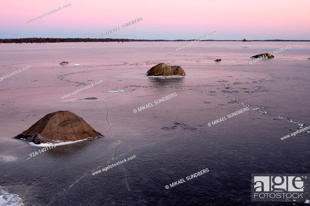 Stock Photo: Ravgangen in Orebro, Sweden.