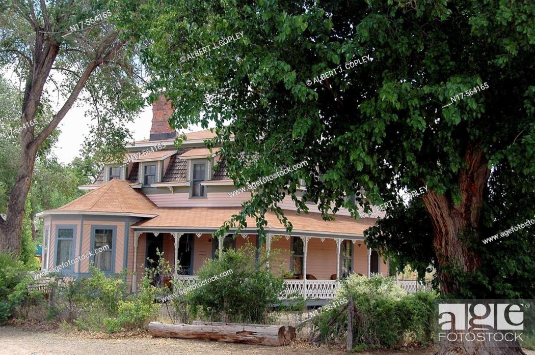 Stock Photo: House.