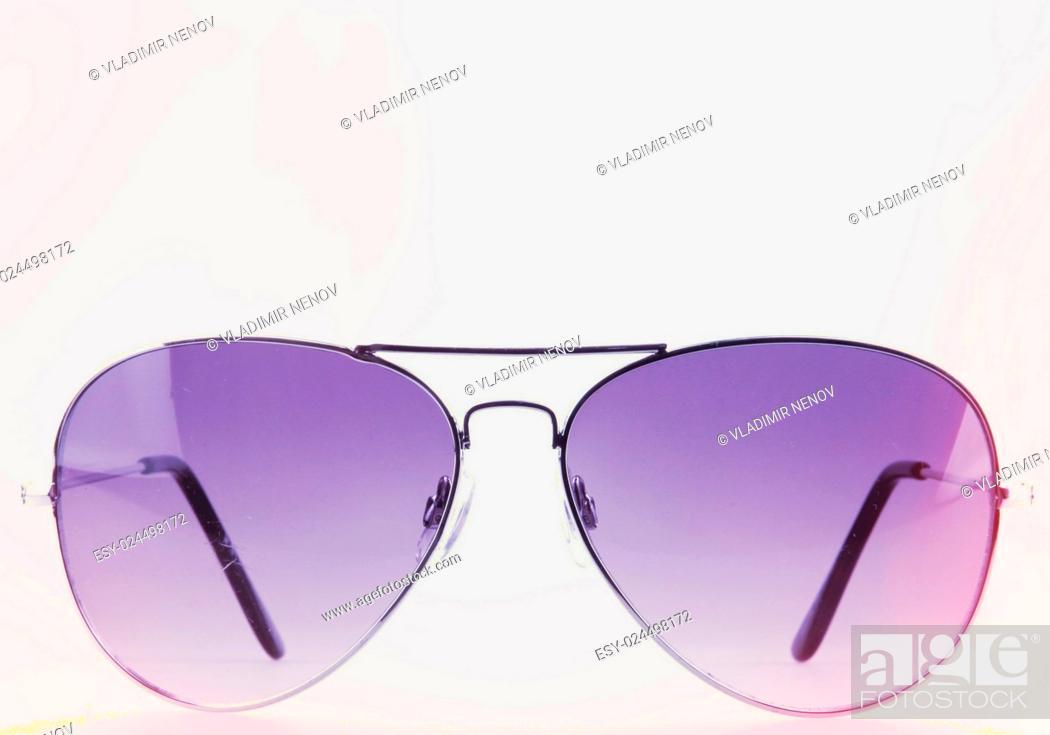 Stock Photo: sunglasses.