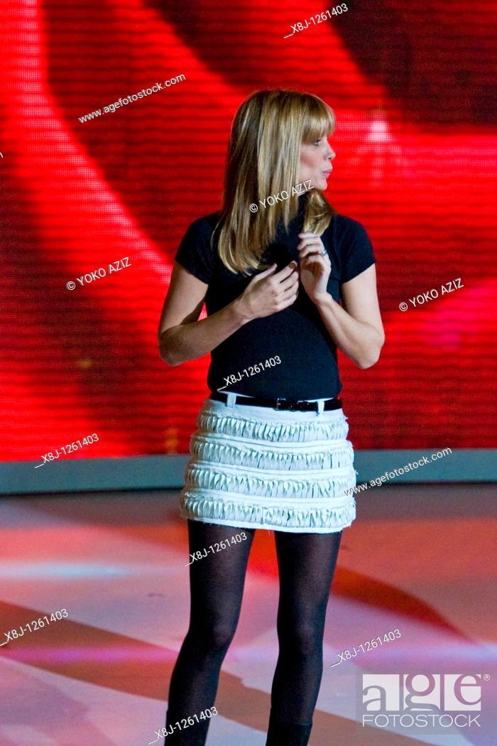 Imagen: 21 11 2010, Che tempo che fa, RAI 3, Milan  Filippa Lagerback.