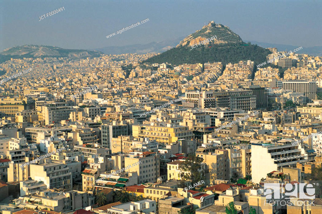 Stock Photo: Athens, general view.