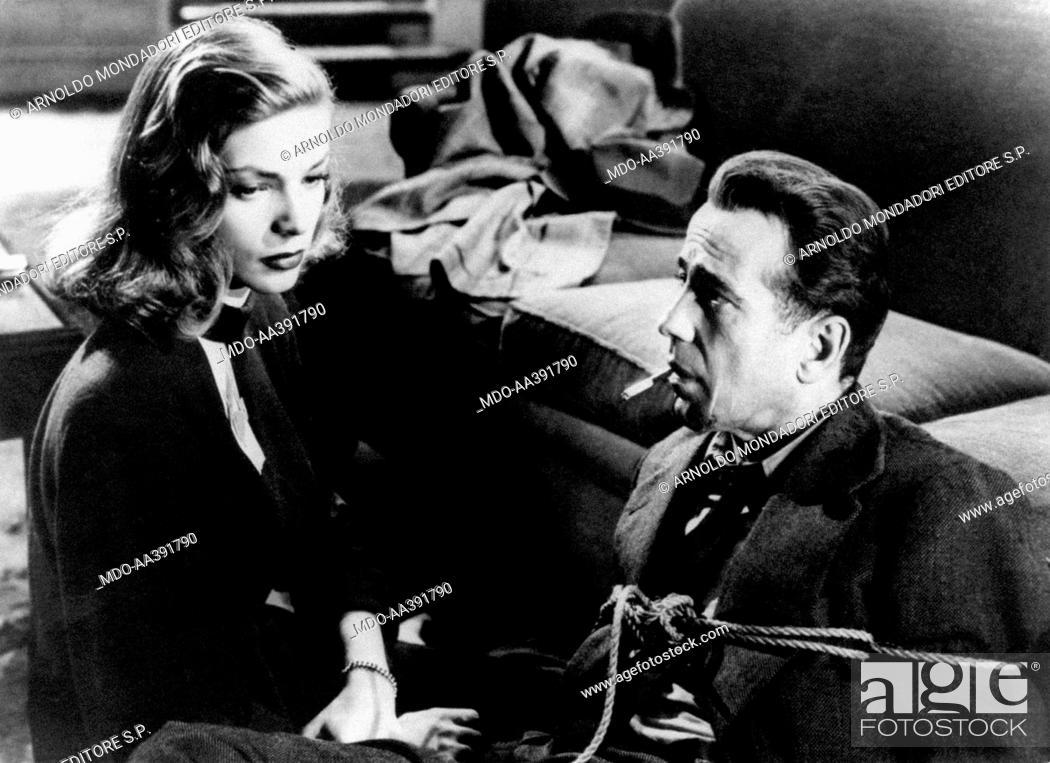 Bogart et film humphrey lauren bacall Why does