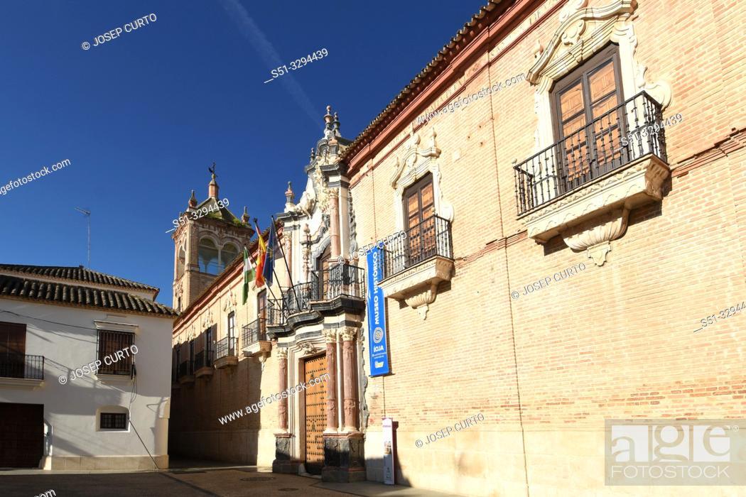 Photo de stock: Museum of Ecija, Seville province, Andalusia, Spain.