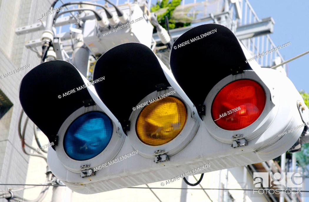 япония-светофор