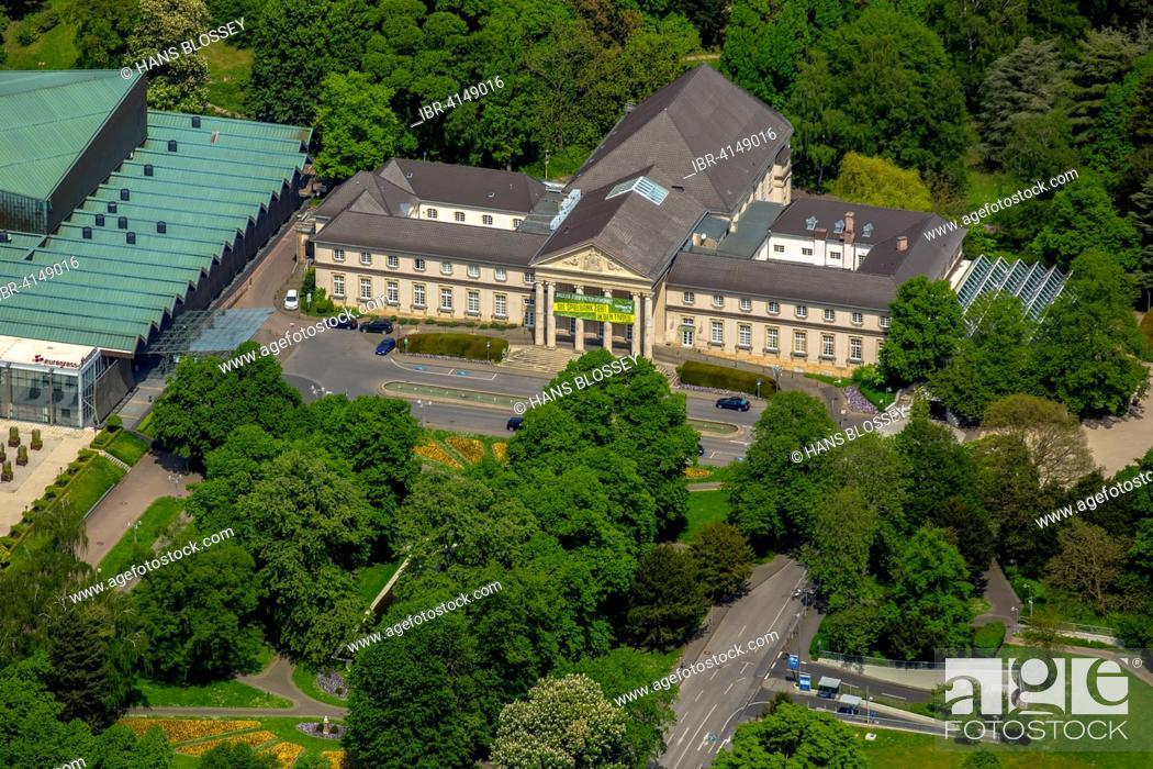 Aachen Casino and Hotel Pullman Aachen Quellenhof, Aachen Eurogress ...