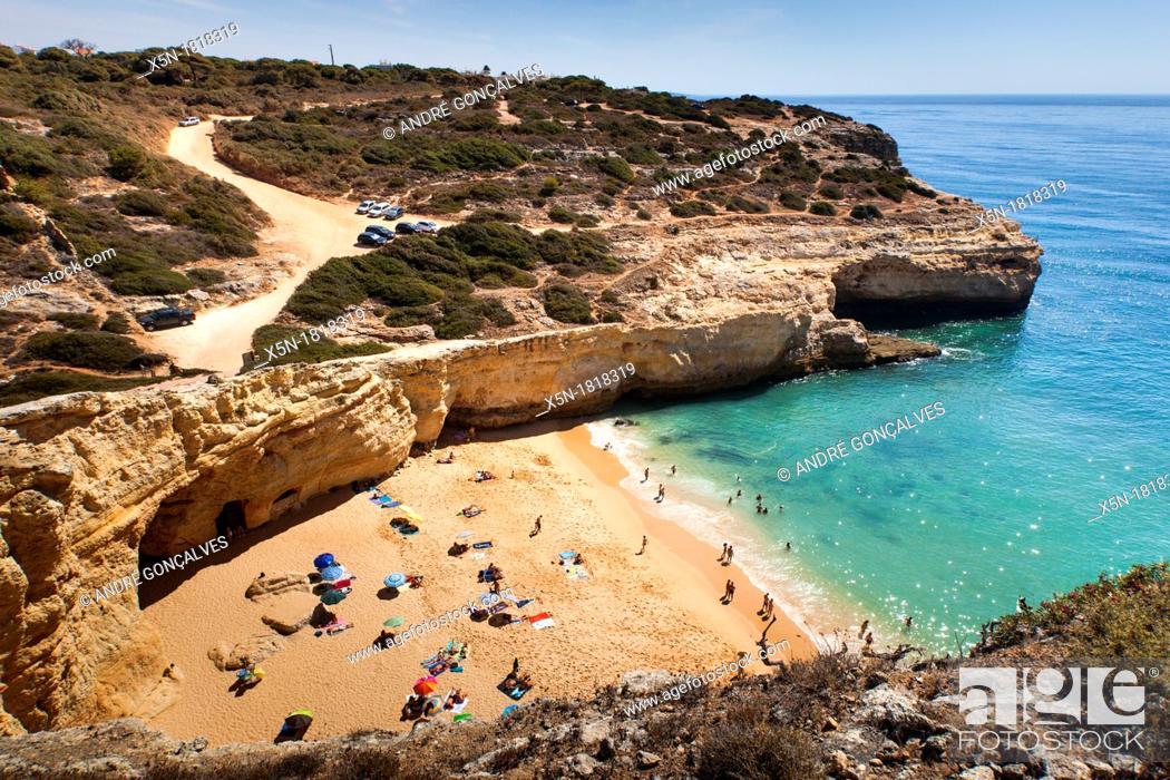 Stock Photo: Portimão, Algarve, Portugal.