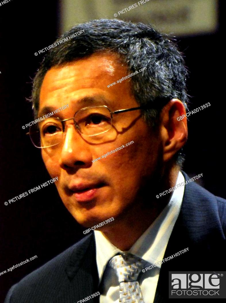 Singapore: Lee Hsien Loong (1952- ), the third and current