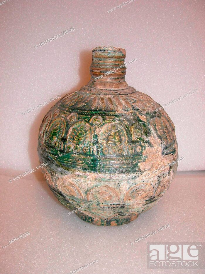 Jar Date 8th Century Geography Attributed To Iran Or Iraq