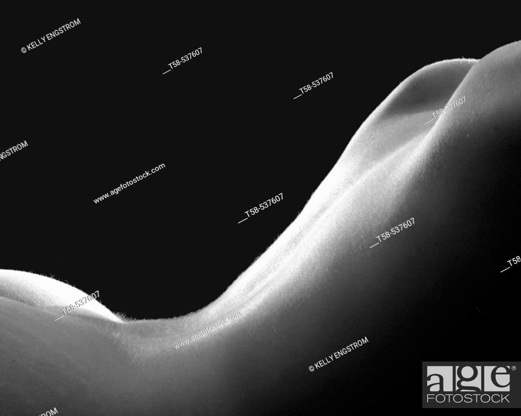 Stock Photo: Studio Shot, medium format black & white film.