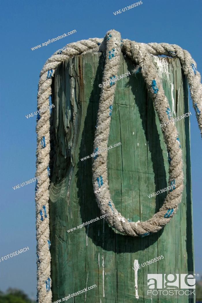 Stock Photo: ropes, cord, braided, detail, background, rope.