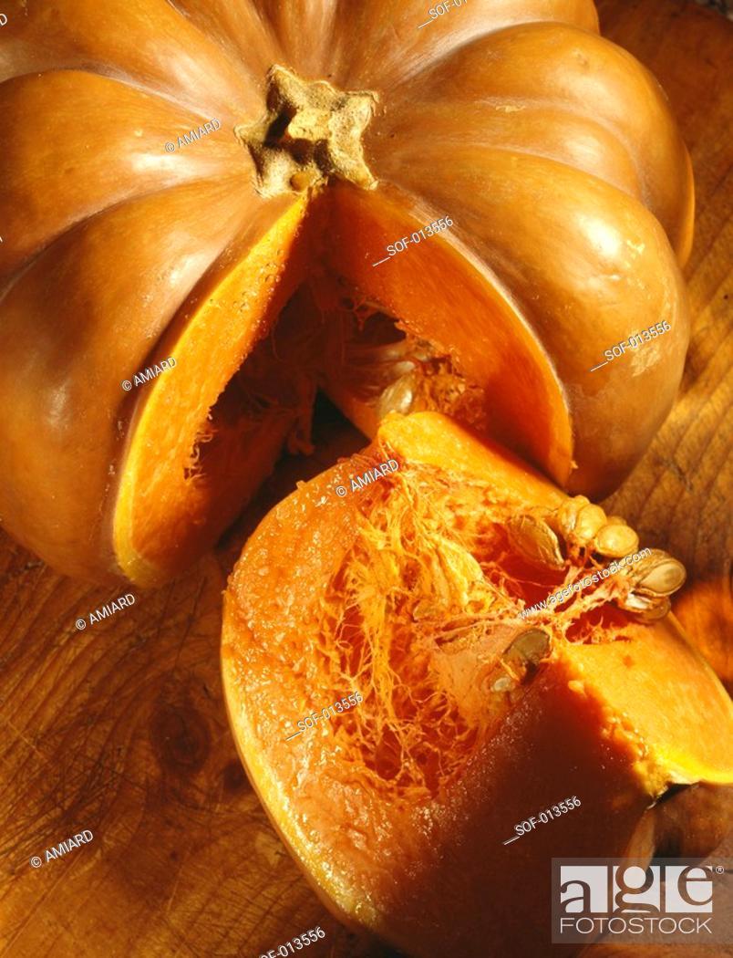 Stock Photo: pumpkin.