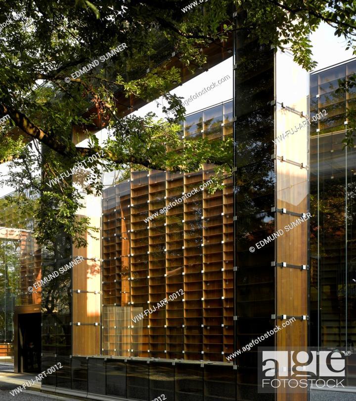 musashino art university library sou fujimoto architects tokyo
