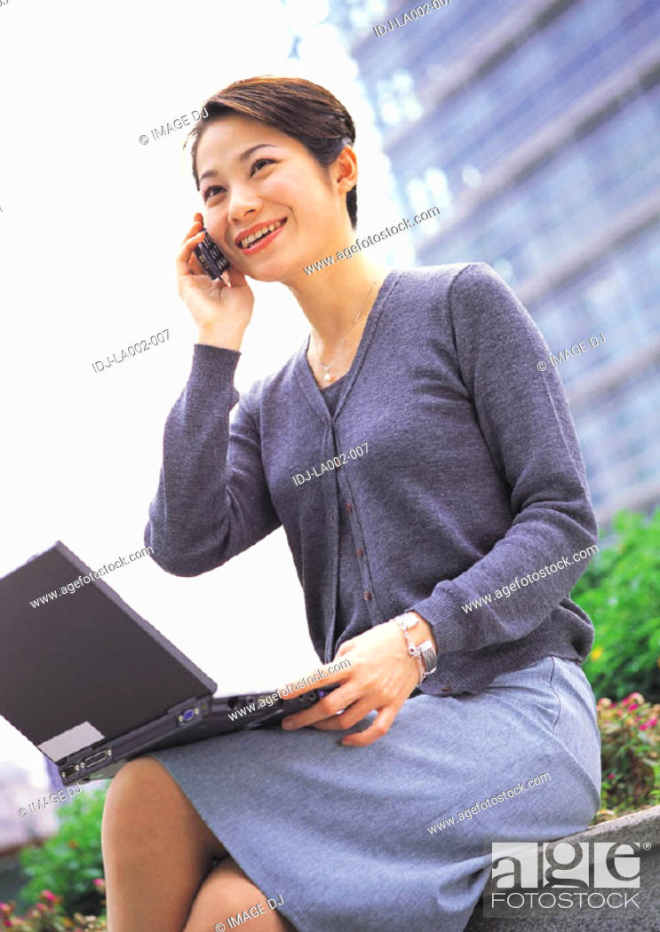 Stock Photo: Business In Asia.