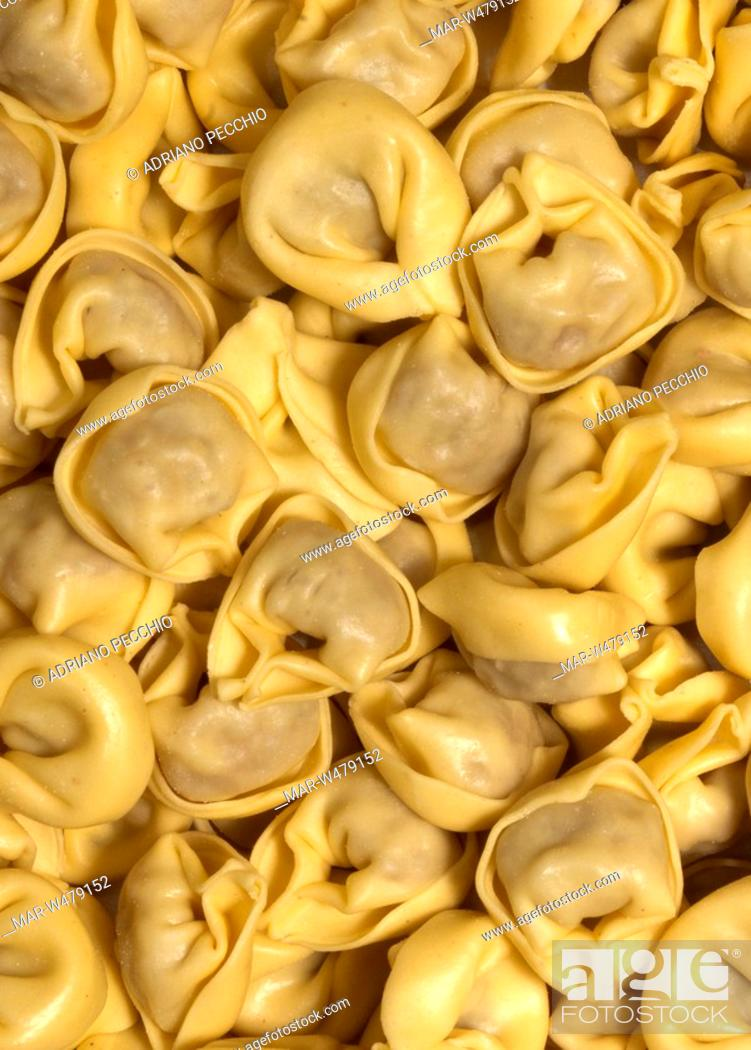 Tortellini Pasta Fresca Cucina Emiliana Stock Photo Picture And Rights Managed Image Pic Mar W479152 Agefotostock