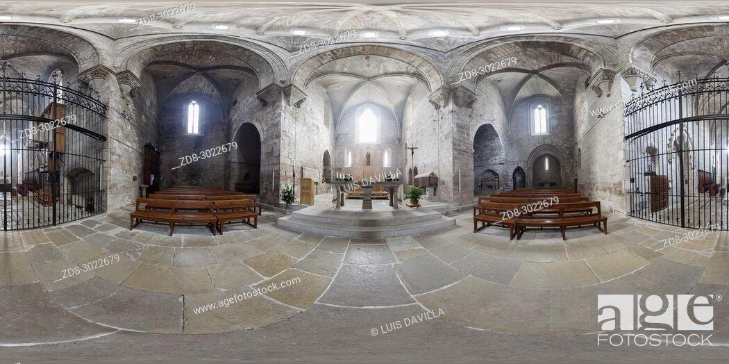 Imagen: cister Monastery of Santa Maria de Vallbona. lleida. spain.