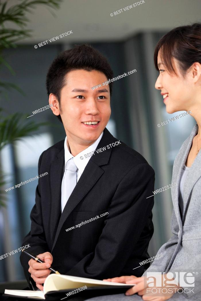 Stock Photo: Business Person.