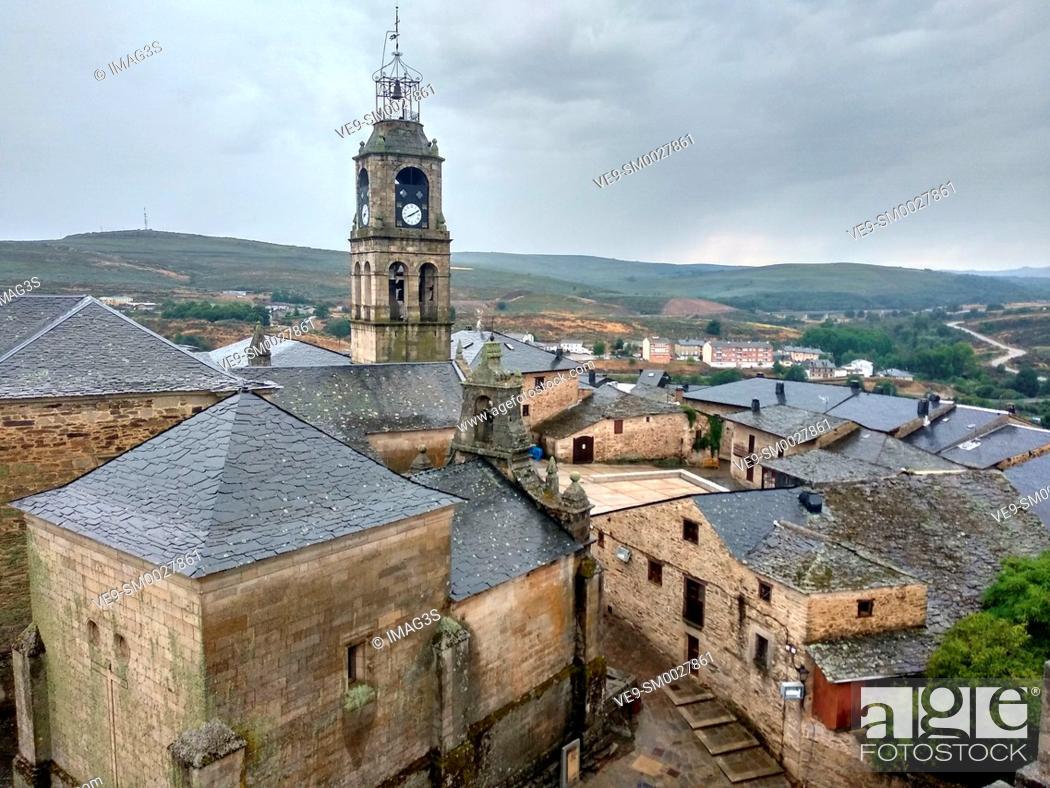 Imagen: Puebla de Sanabria, Zamora, Spain.
