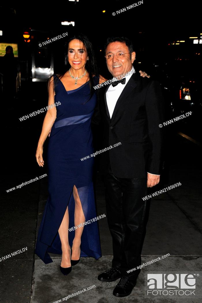 abedff821c1 Stock Photo - 31st Annual FGI Night Of Stars - Outside Arrivlas Featuring  Elie  Tahari Where  Manhattan