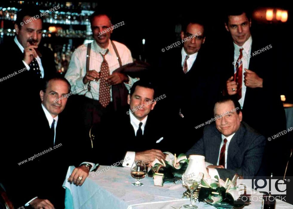 Imagen: Meyer Lansky: Amerikanisches Roulette, Lansky, Meyer Lansky: Amerikanisches Roulette, Lansky, P. Siragusa, T. La Grua, R. Miano, Anthony LaPaglia, N.