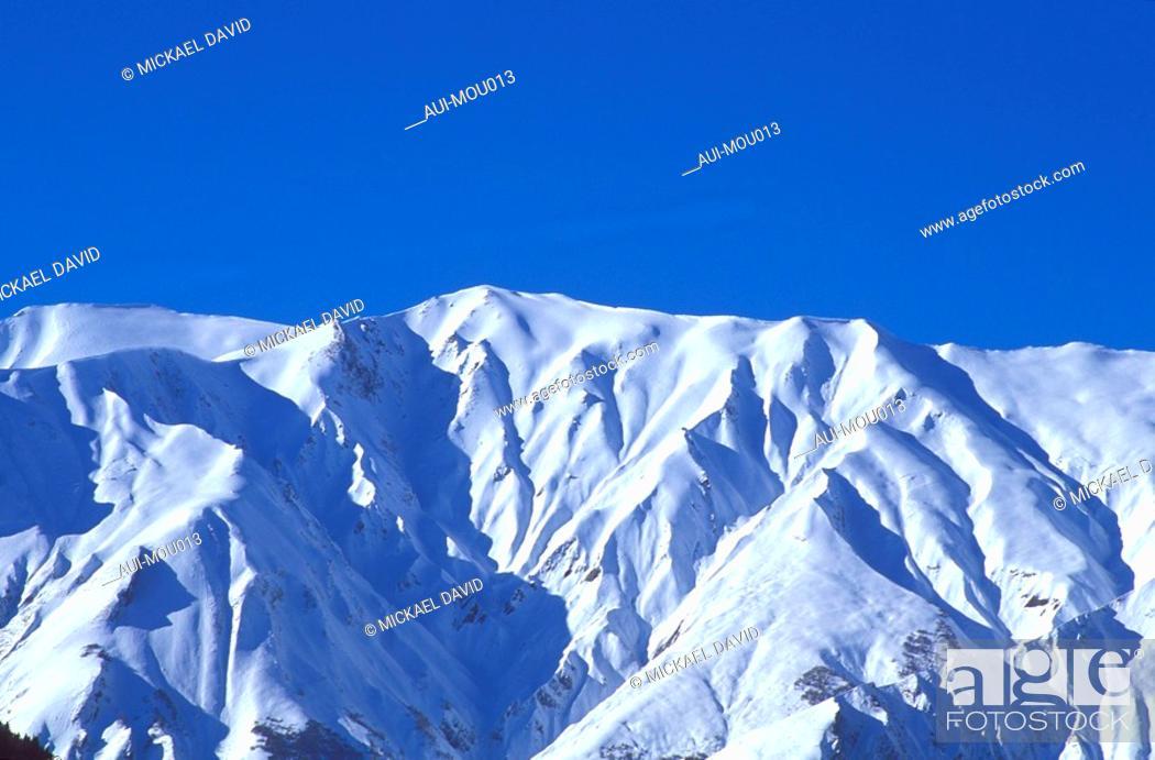 Stock Photo: Mountain - Belleville Valley.