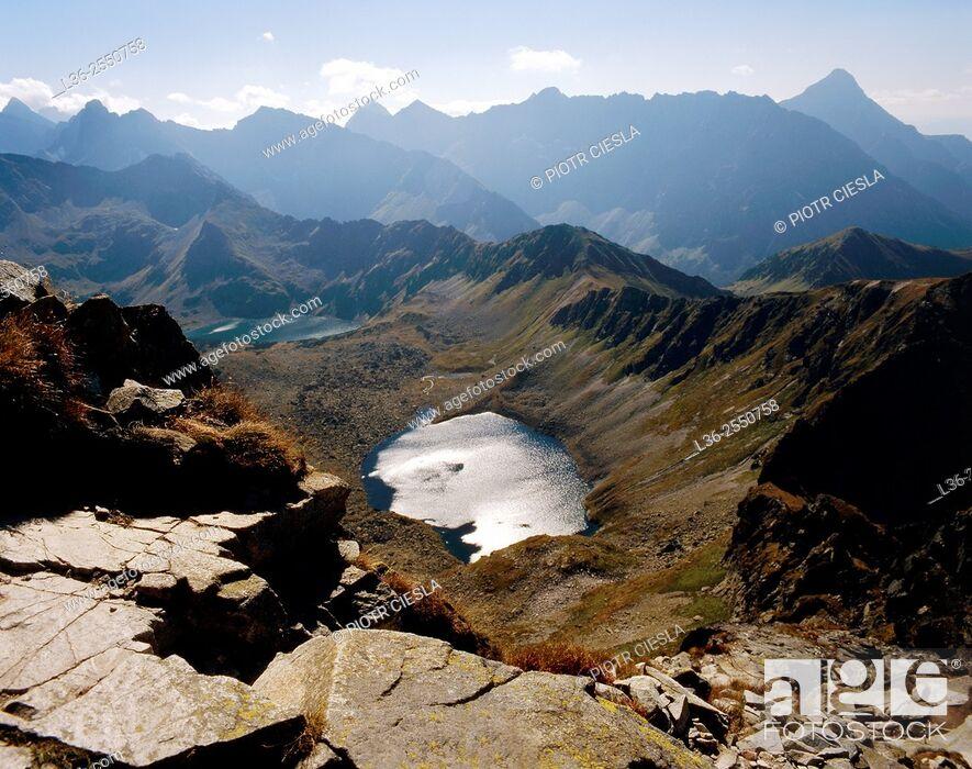 Stock Photo: Tatra mountains. Poland.