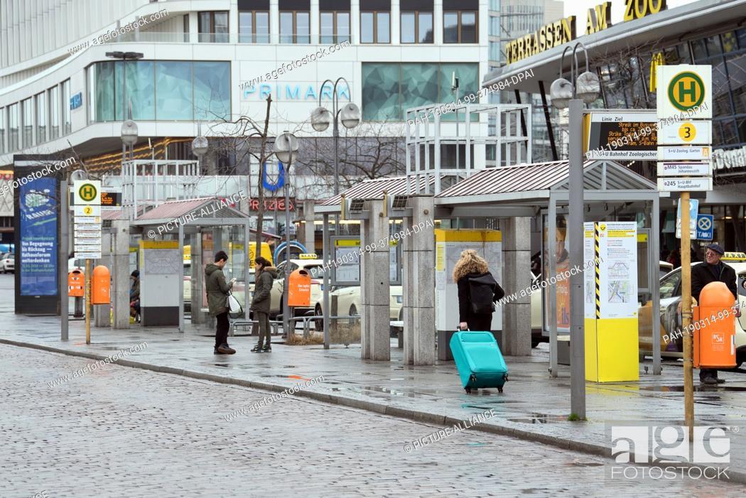 berlin linie 100 haltestellen