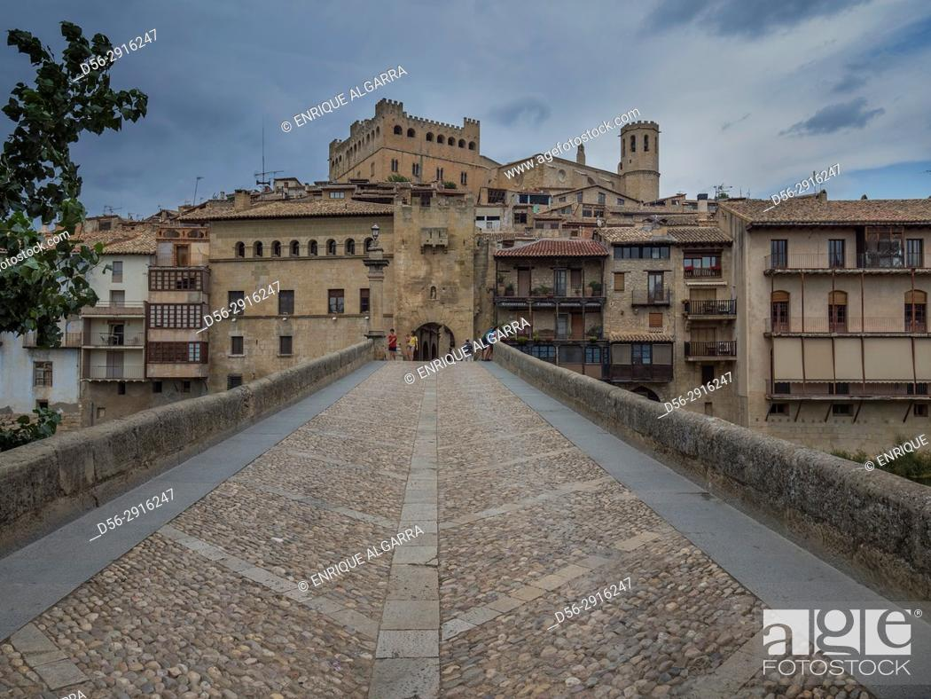 Imagen: Valderrobres (Vall de Roures), Teruel province, Aragon, Spain.