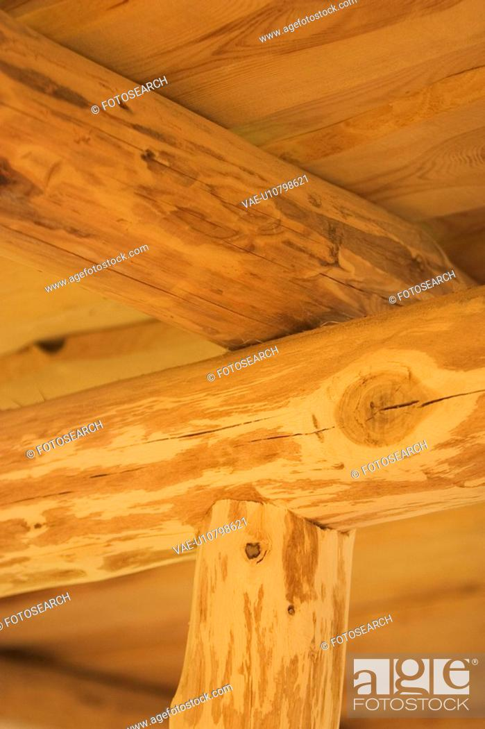 Stock Photo: Arrangement, Fixed, Building Material, Beam, Appearance.